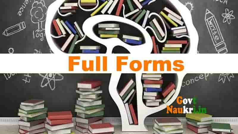 full-forms