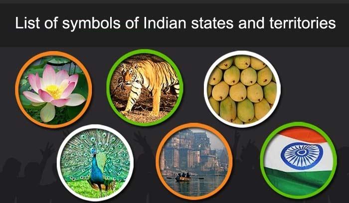 symbols of Indian states